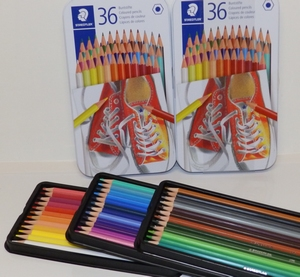 kleurpotloden 36 kleuren