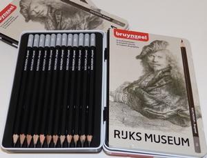 Rembrandt schetspotloden