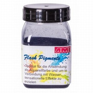 flash pigment groen