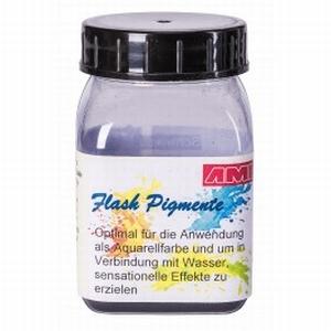 flash pigment zwart