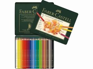 Faber-Castel polychromos 24 kleuren
