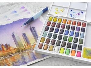 Faber Castell Aquarelverf 48 kleuren