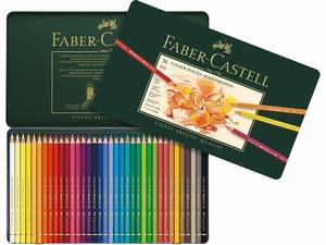 Faber Castell-kleurpotloden 36 kleuren