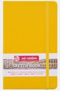 Dummy-schetsboek Golden Yellow