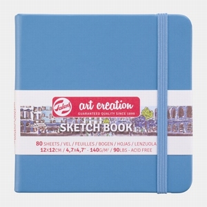 Dummy-schetsboek Lake Bleu