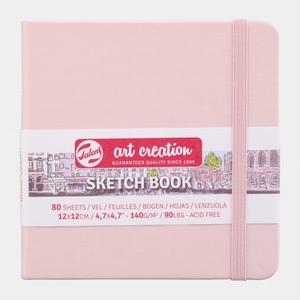 Dummy-schetsboek Pastel pink
