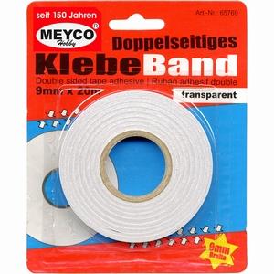 Dubbelzijdige Tape 9mm
