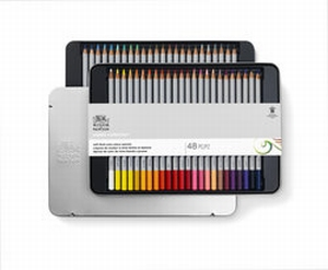 Kleurpotloden W&N 48 kleuren