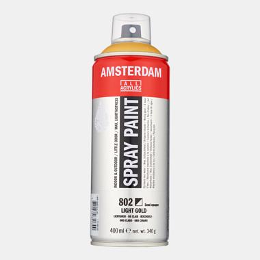 Amsterdam spray 400ml lichtgoud