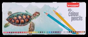 Bruynzeel kleurpotloden Schildpad