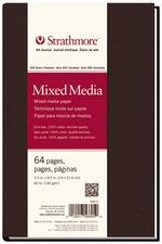 Mix media book