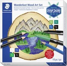 Wood Art Set