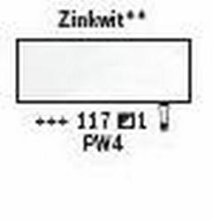 zinkwit (lijnolie)<br />40ml