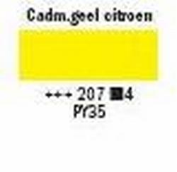 cadmium geel citroen