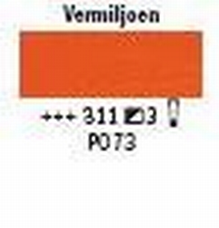 vermiljoen<br />40ml