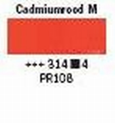 cadmiumrood middel  40ml