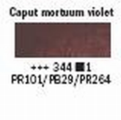 caput mortuum violet