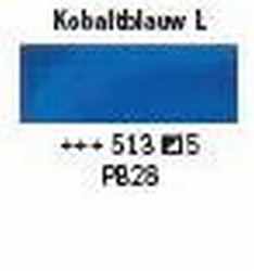 kobalt blauw licht