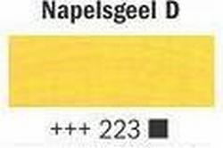 Naples geel donker