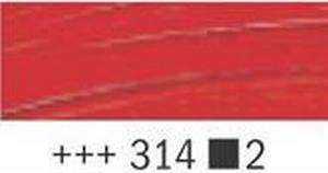 Cadmium rood middel Serie 2<br />20ml