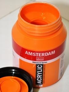Azo-oranje 276<br />500ml