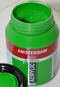 Permanent groen licht 618<br />500ml