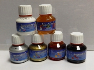 Aquatint tekeninkt<br />50 ml