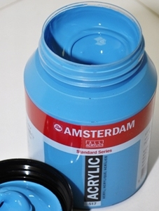 Koningsblauw 517<br />500ml