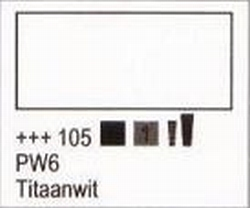 Titaanwit<br />75 ml tube