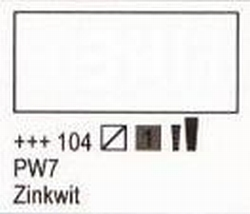 Zinkwit<br />75 ml tube