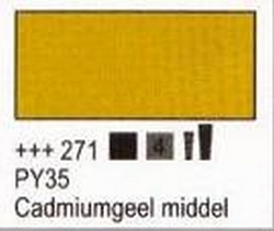 Cadmiumgeel middel  75 ml tube
