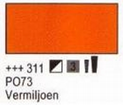Vermiljoen<br />75 ml tube
