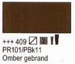 Omber gebrand<br />75 ml tube