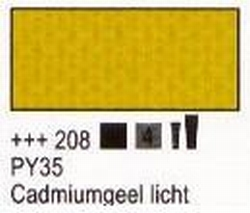 Cadmiumgeel licht<br />75 ml tube