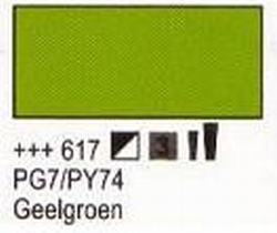 Geelgroen<br />75 ml tube