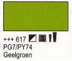 Geelgroen  75 ml tube