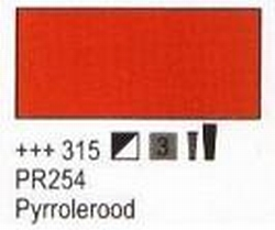 Pyrolerood<br />75 ml tube
