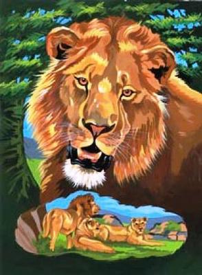 Leeuwen  per stuk