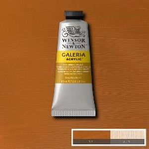 Raw Sienna Opaque<br />60 ml tube