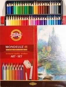 Aquarelpotloden-48 kleuren