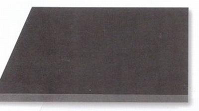 Foamboard / Maquetteboard 5mm Zwart