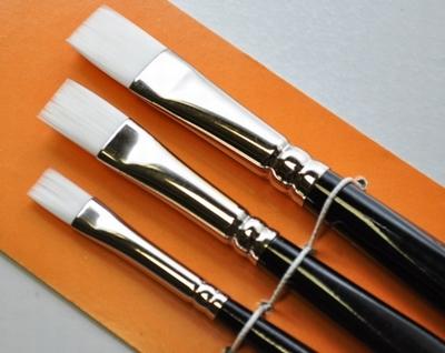 Impasto penselenset 3 delig<br />per set