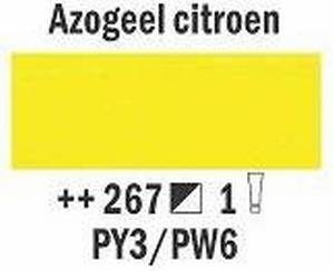Azogeel citroen