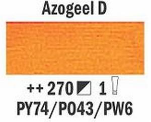 Azogeel donker<br />200 ml