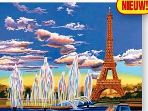 Eiffeltoren Nieuw