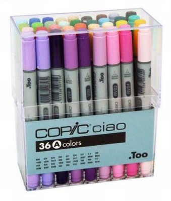 Copic ciao wallet leeg
