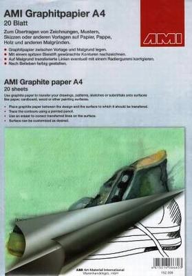 Grafietpapier A4