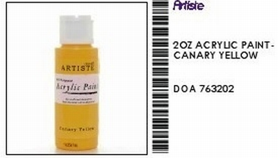 Canary yellow  59 ML