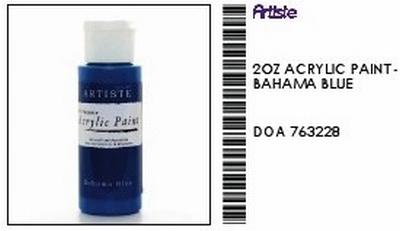 Bahama bleu