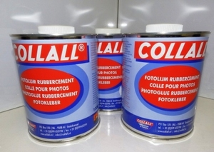 Fotolijm-rubbercement-colall<br />1000ml